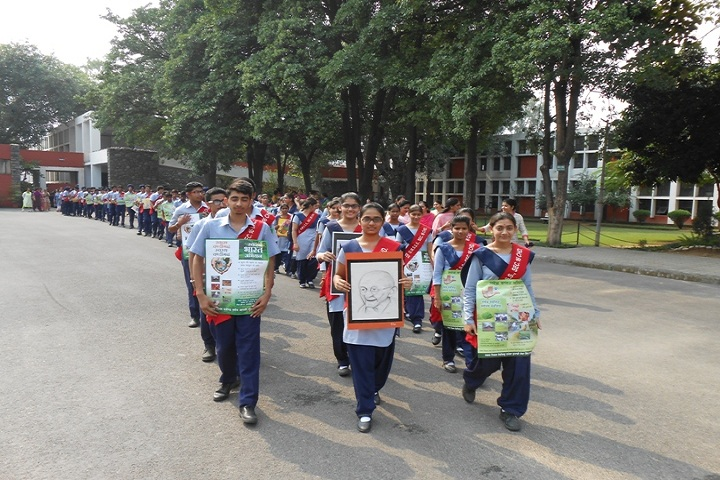 Government Model Senior Secondary School-Rally