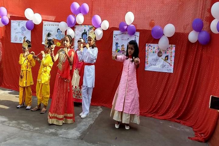 St Joseph School-Krishnastami Celebrations