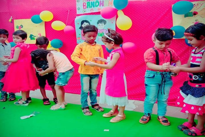 St Joseph School-Raksha Bandhan