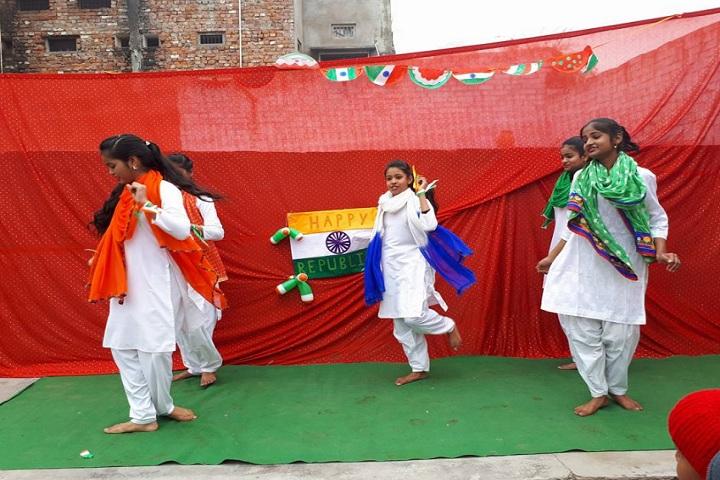 St Joseph School-Republic day celebrations