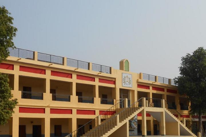 St Josephs English Medium School-Campus-View