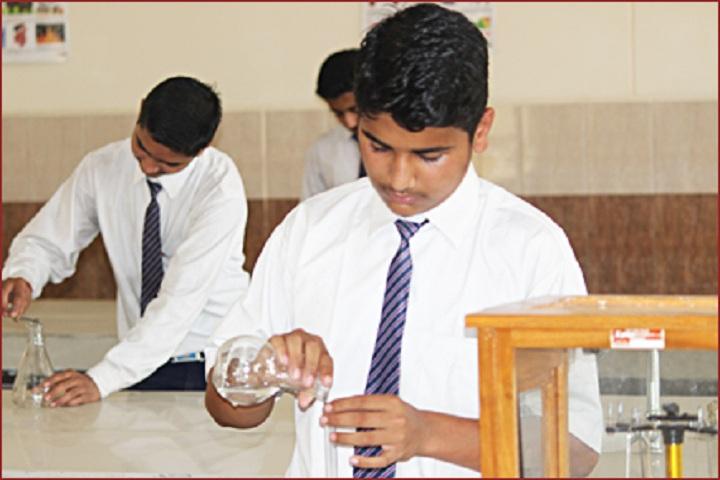 St Marys Convent School-Chemistry Lab