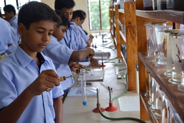 Staford School-Chemistry Lab