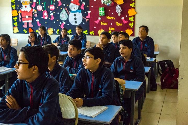Staford School-Classroom