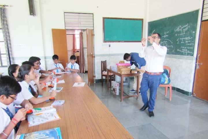 Stella Maris Convent Secondary School-Classroom