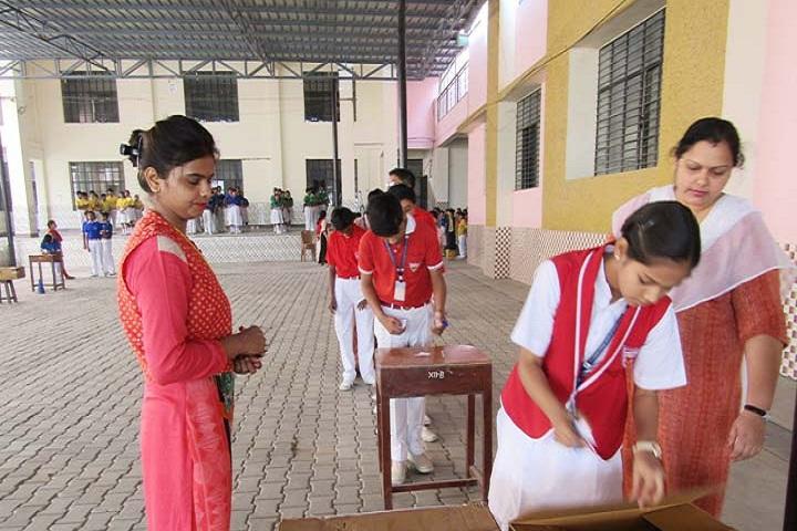 Stella Maris Convent Secondary School-Activity