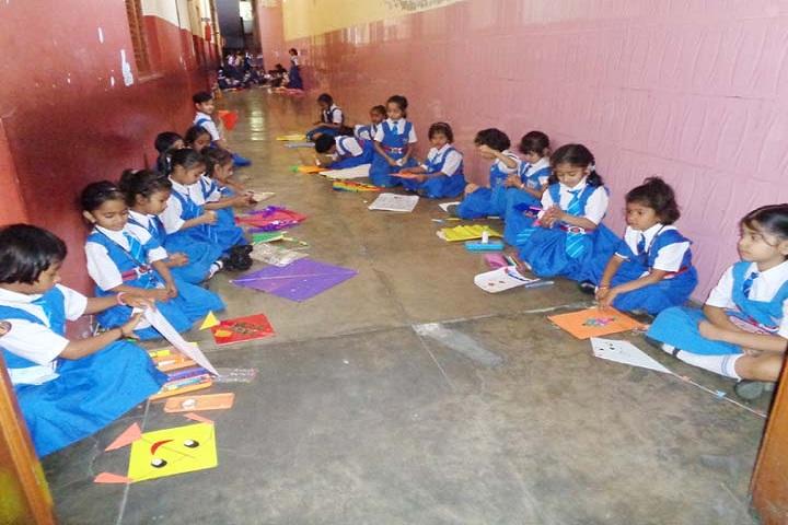 Stella Maris Convent Secondary School-Art