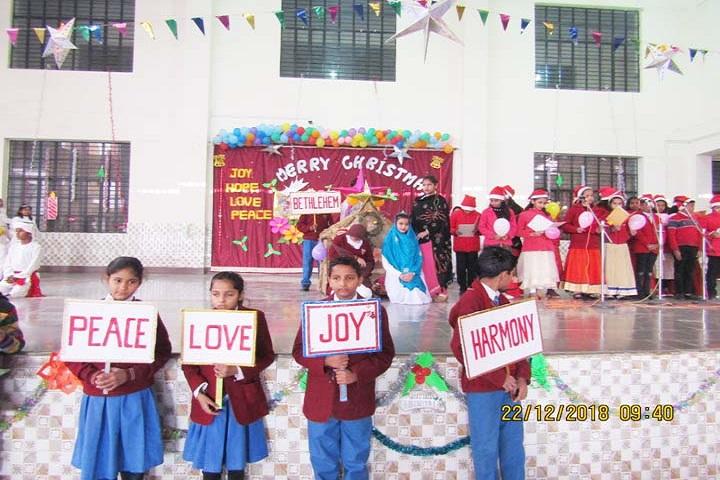 Stella Maris Convent Secondary School-Christmas Celebration