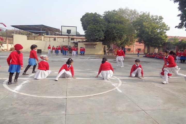 Stella Maris Convent Secondary School-Games