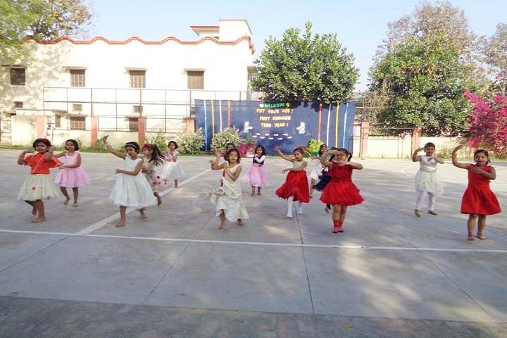 Stella Maris Convent Secondary School-Kids Dance
