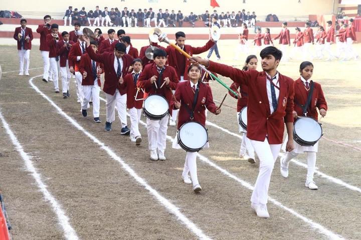 Stepping Stones School-Band Troop