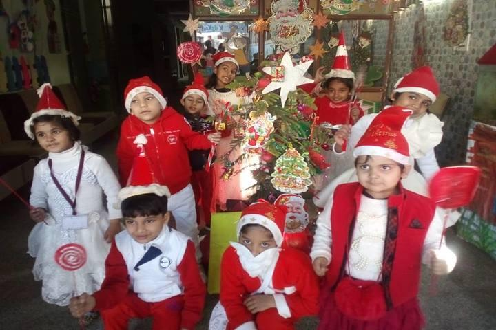 Stepping Stones School-Christmas Celebrations