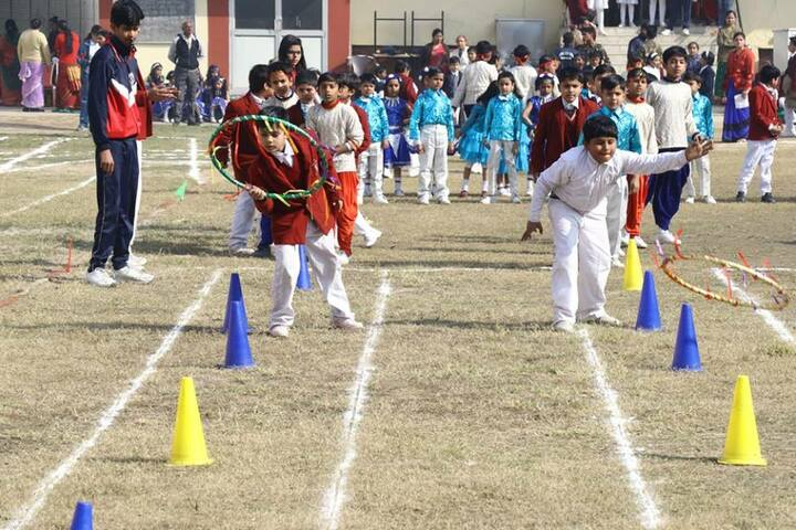 Stepping Stones School-Sports Day