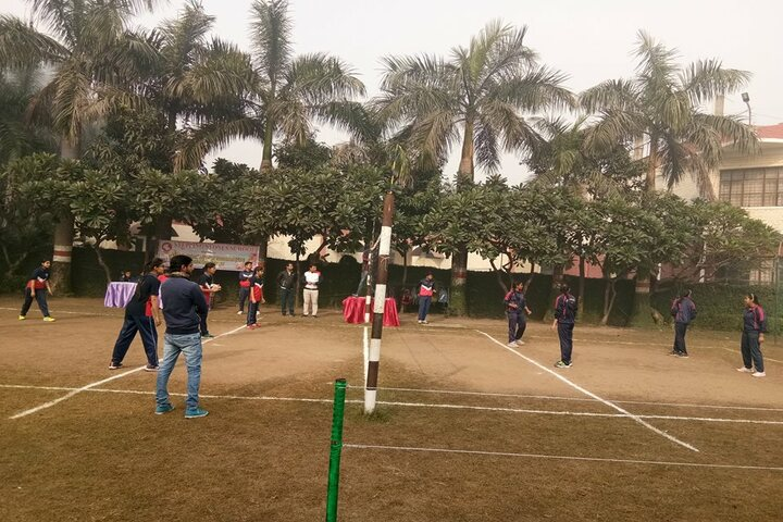 Stepping Stones School-Vollyball Court