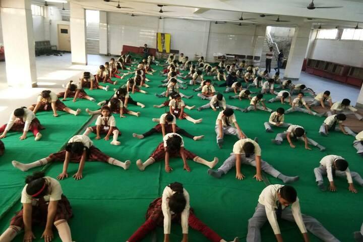 Stepping Stones School-Yoga