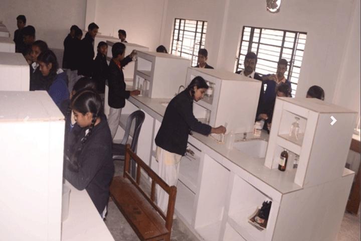 Sterling Public School-Chemistry Lab