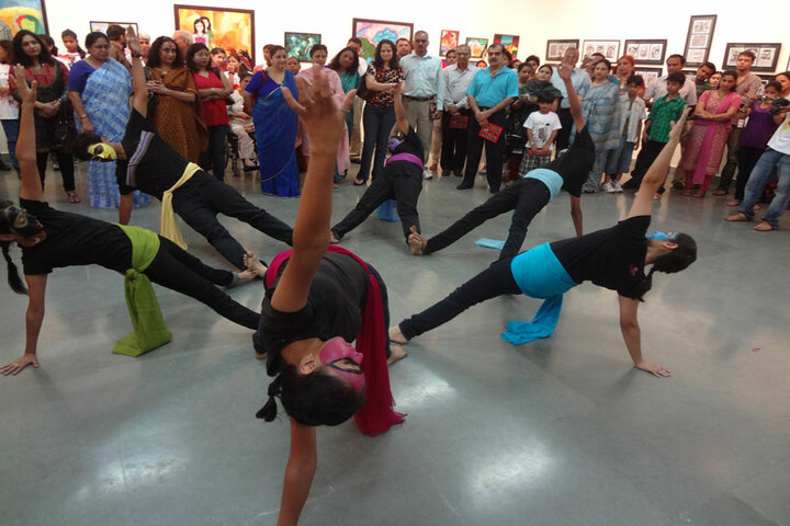 Study Hall School-Cultural Event