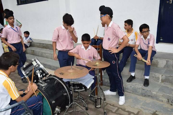 Study Hall School-Music