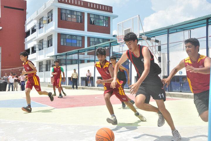 Study Hall School-Sports