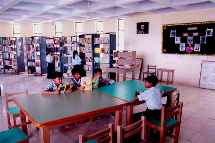 Study Well Public School-Library