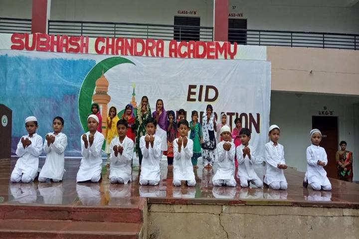 Subhash Chandra Academy-EID Celebrations