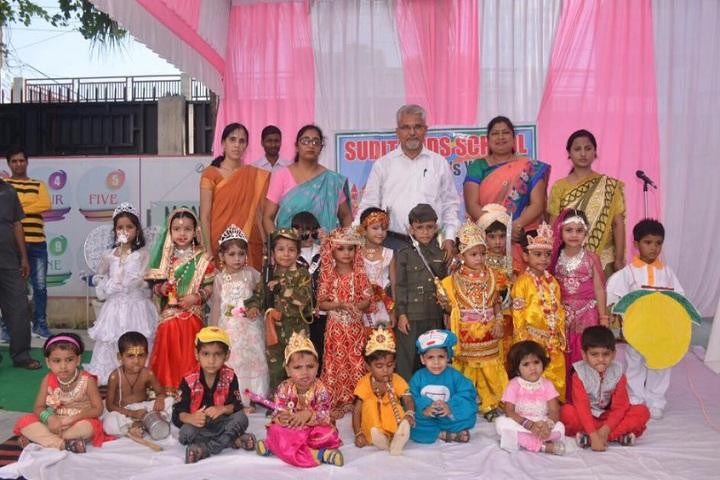Suditi Global Academy-Krishnastami Celebrations