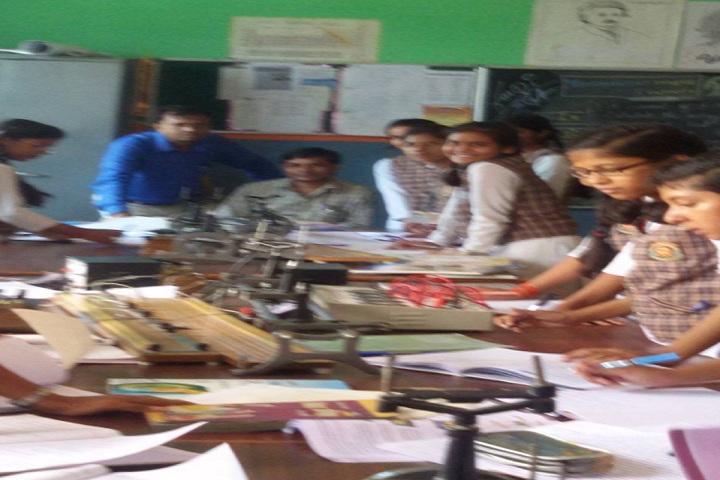 Suditi Global Academy-Lab