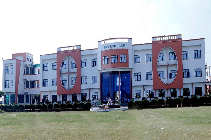 Suditi Global Academy-School building