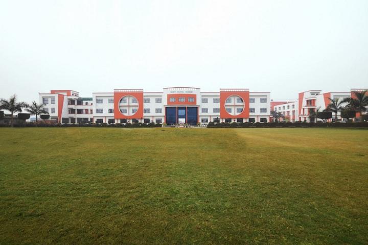 Suditi Global Academy-School view