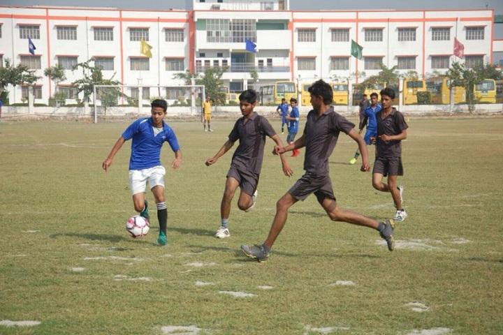 Suditi Global Academy-Sports Football