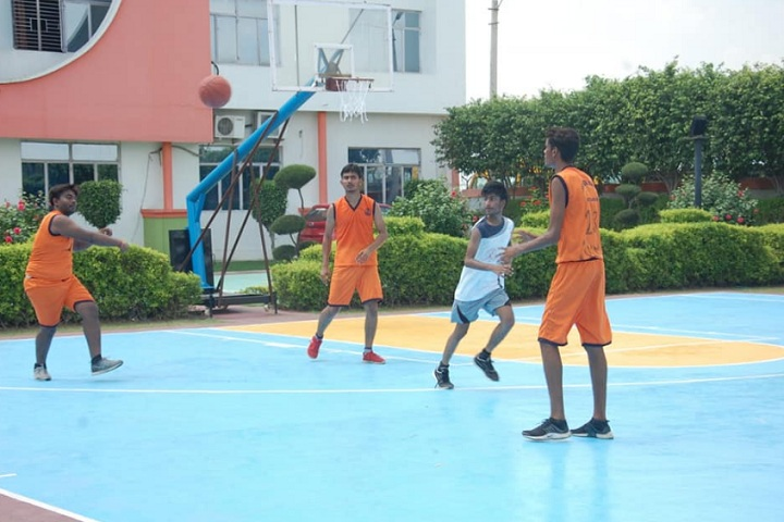 Suditi Global Academy-Sports Volleyball