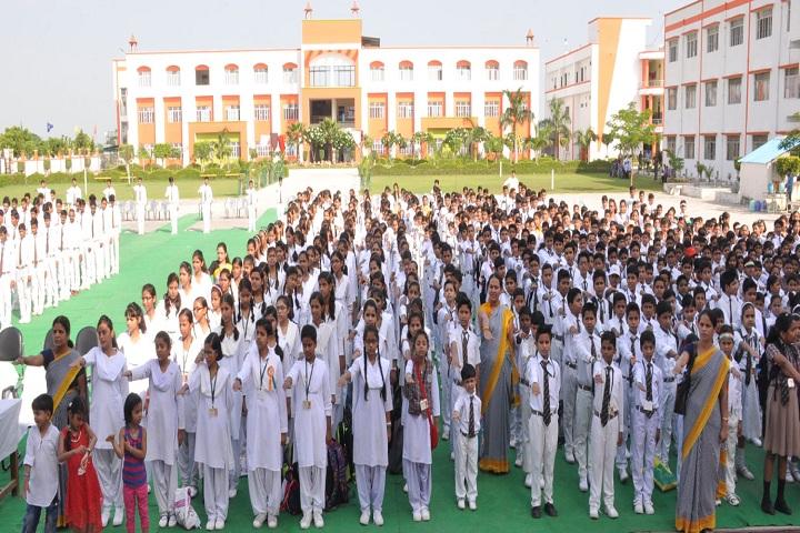 Suditi Global Academy-Assembly
