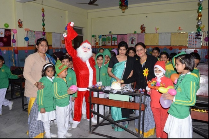 Suditi Global Academy-Christmas Celebration