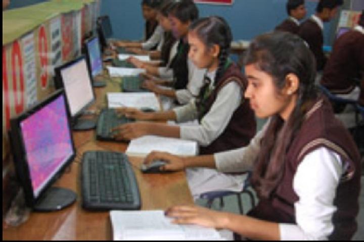 Suditi Global Academy-Computer Lab