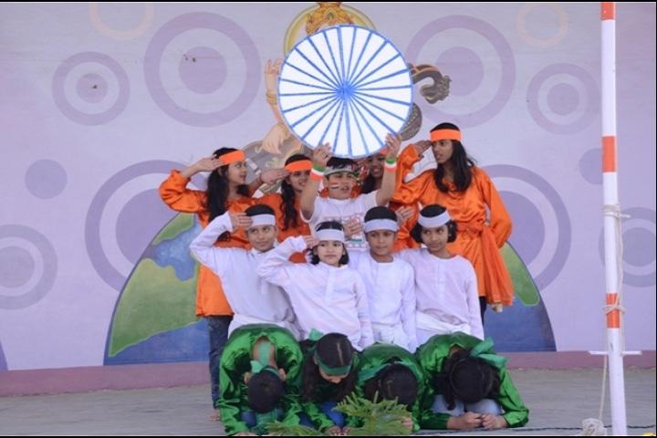 Suditi Global Academy-Republic Day