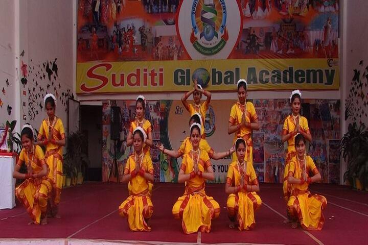 Suditi Global Academy-Cultural Event