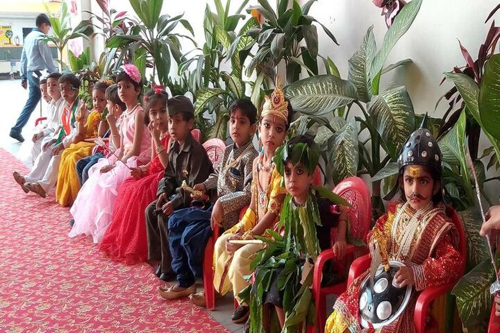 Suditi Global Academy-Fancy Dress