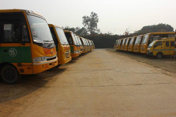 Suditi Global Academy-Transport