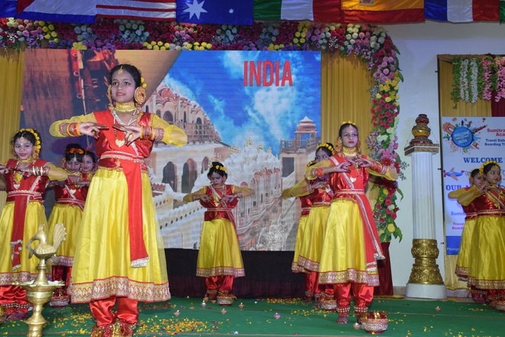 Sumitra Modern School-Cultural Event