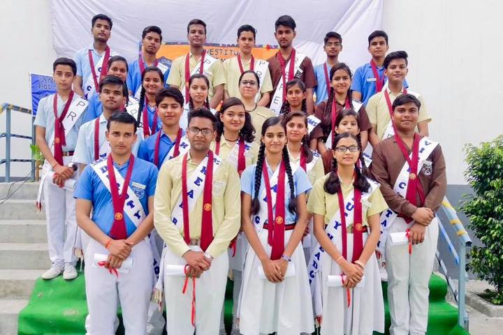Sumitra Modern School-Investiture Ceremony