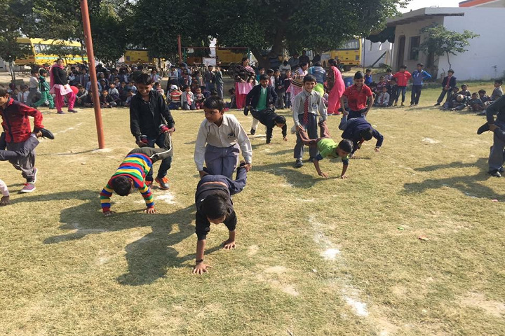 Sun Lord Public School-Games
