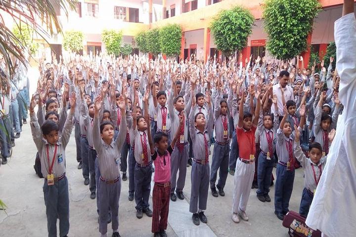 Sun Lord Public School-Yoga