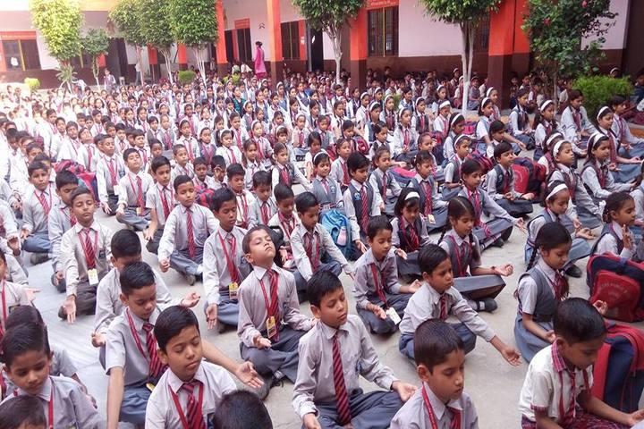 Sun Lord Public School-Meditation