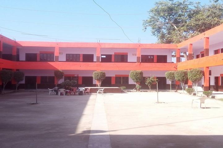 Sun Lord Public School-School Building