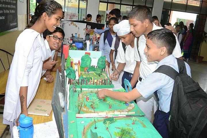 Government Model Senior Secondary School-Exhibition