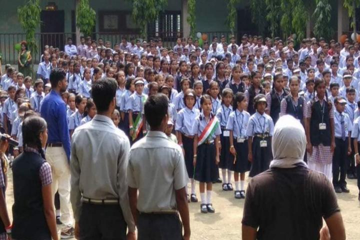 Sun Valley Public School-Assembly