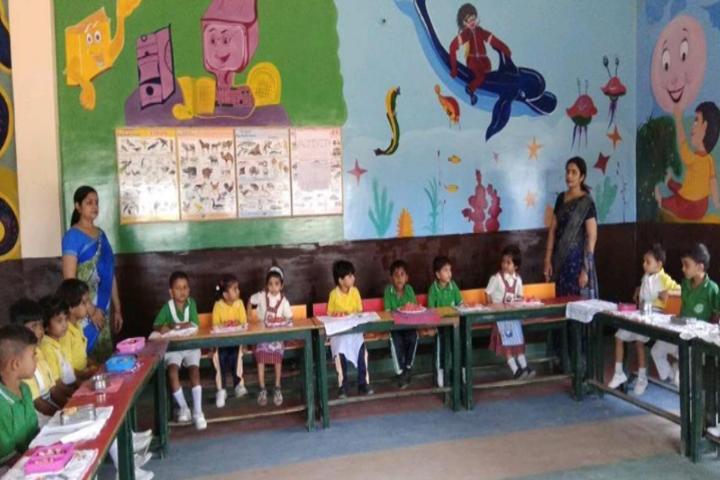 Sun Valley Public School-Classroom
