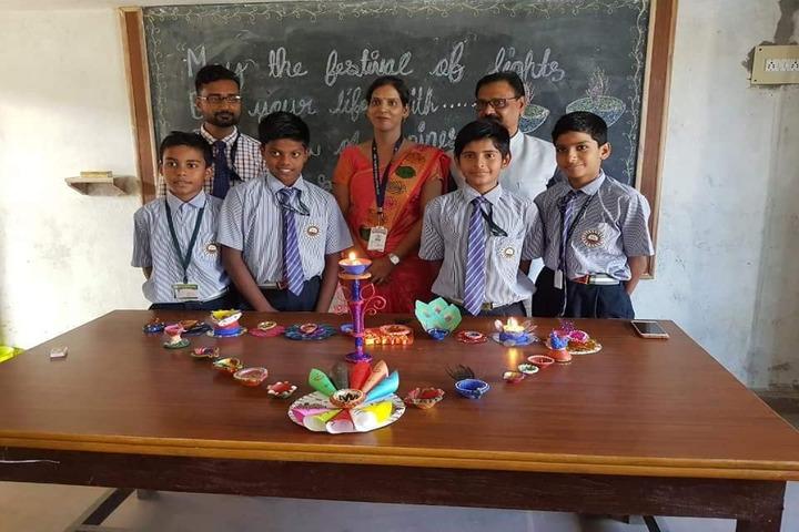 Sun Valley Public School-Diwali Celbrations