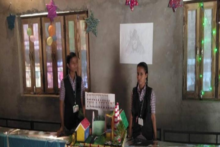 Sun Valley Public School-School Exhibition