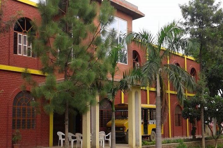 Sunbeam Public School-Campus View